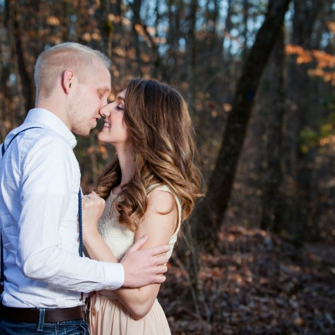 Atlanta engagement session with Gary Lun Photography