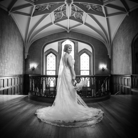 Atlanta wedding photographers bride portrait Gary Lun Photography