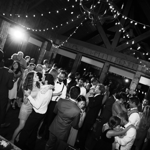 Wedding reception at Big Canoe GA