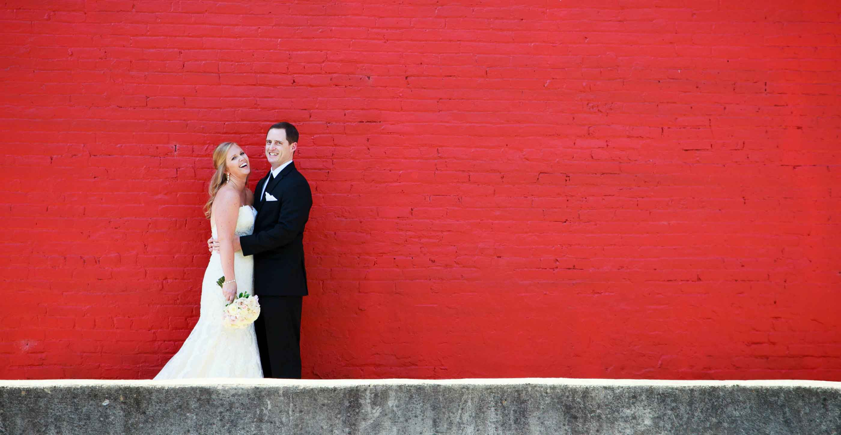 Atlanta wedding photographers wedding exit